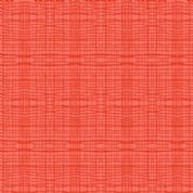 M Makower Stitch Check - 3439 - Contemporary Checked Blender, Red - 5622 R45 - Cotton Fabric